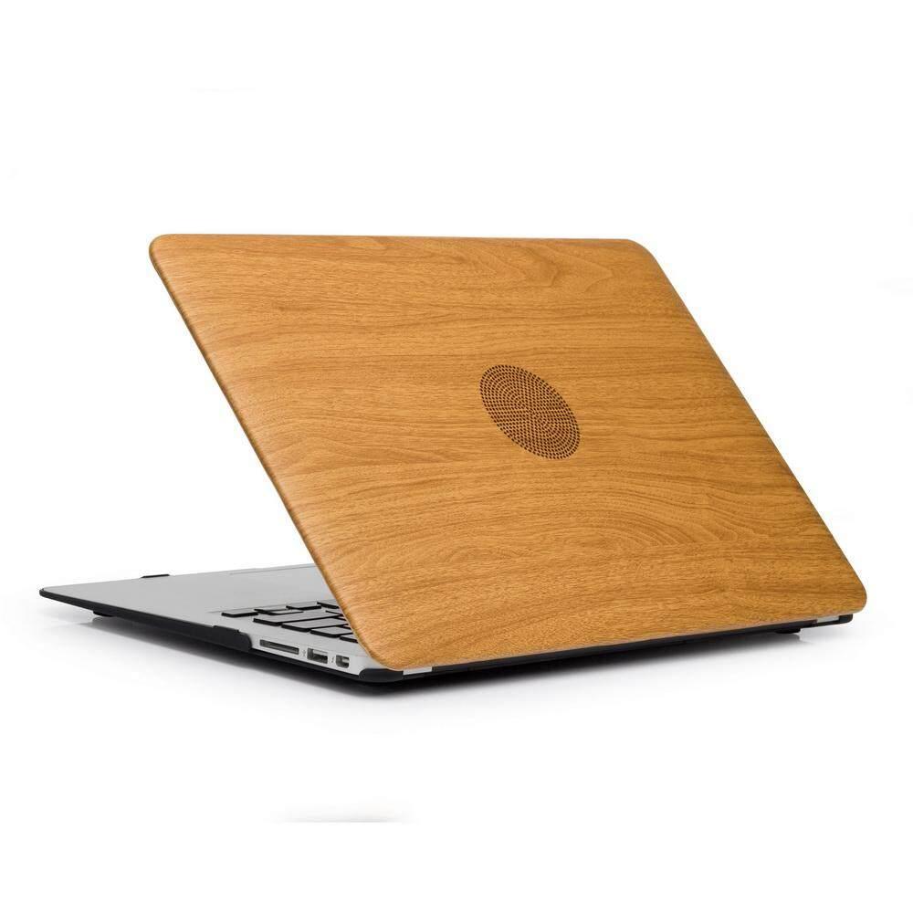 Macbook Pro 13 A1278 ไม้ Grain คอมพิวเตอร์เคสป้องกัน By Leeyoun.