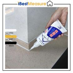IBestMeasure Gạch Gap Vẻ Đẹp Vữa Epoxy Sealant Aide Sửa Chữa Seam Điền Cải Cách Tường Keo Chống Thấm Khuôn Filler Tường Sàn Gạch Dụng Cụ Vệ Sinh 180ML