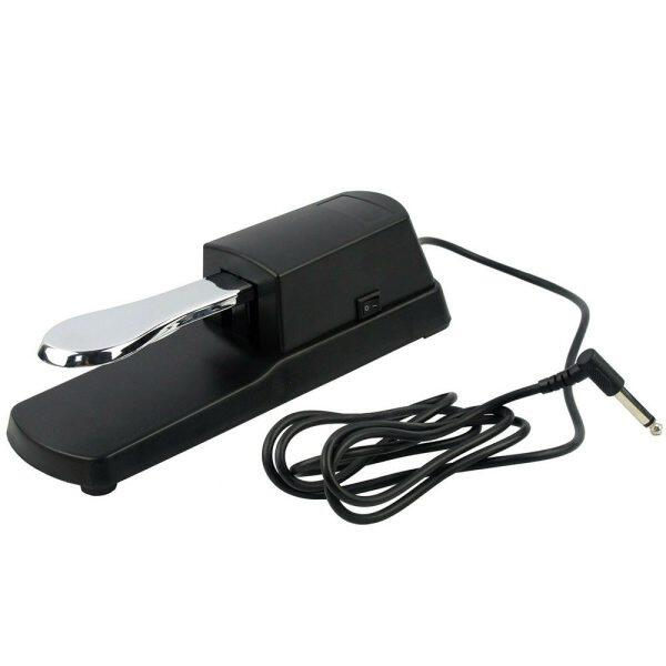 Universal Piano Sustain Foot Pedal Damper Pedal for Yamaha Piano Casio Electronic MIDI Keyboards Digital Electric Piano Malaysia