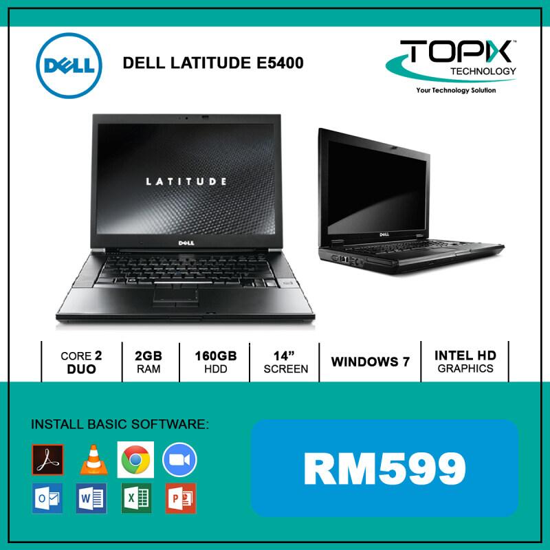 DELL LATITUDE E5400 Malaysia