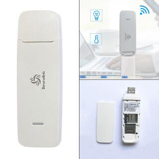 Milageto Bộ Định Tuyến Không Dây WiFi 4G LTE, Băng Thông Rộng Di Động USB Thanh Modem 150Mbps thumbnail