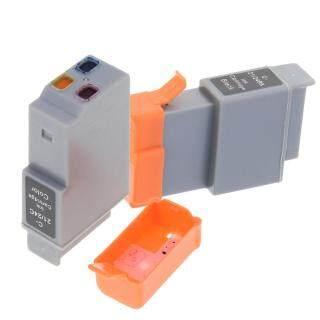 SunniMix 2 Hộp Mực, Tương Thích Với Máy In BCI-24BK Canon IP1000 IP1500 thumbnail