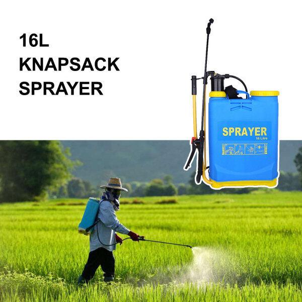 66 Happy Tool Ready Stock 16L Manual Knapsack Sprayer Chemical Pump