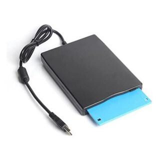 YIDEA HONGKONG Ổ Đĩa Mềm Di Động USB 3.5 Inch Tiện Dụng 1 . 44MB, Đĩa Ngoài FDD Cho Máy Tính Xách Tay Máy Tính Xách Tay PC Kết Nối Cắm Và Chạy USB thumbnail