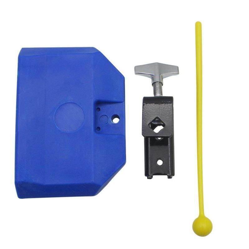 Best Sellers Blue Percussion Drum Bell Block Cowbell Bell Mountable Mallet Musical Parts