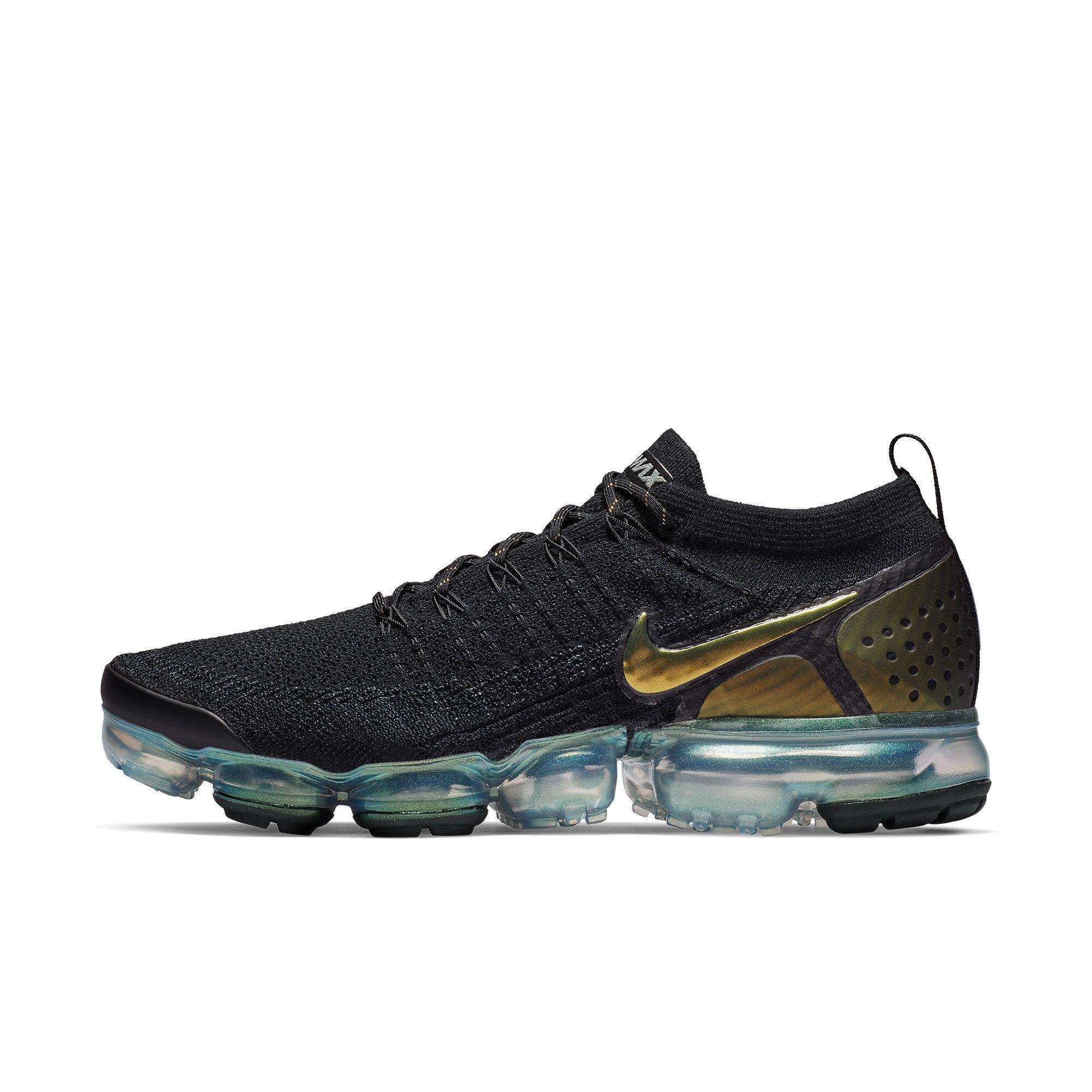 outlet store f96db 36fa2 Nike Air Vapormax Flyknit 2 Man Air Cushion Sneakers Shock Absorption Lithe  Sneakers