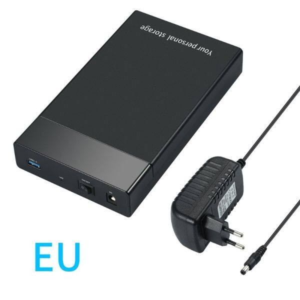 Bảng giá Hctk Tốc Độ Cao 2.5Inch/3.5Inch USB3.0 SATA 1153E Ổ Cứng Với Ổ Đĩa Ổ HDD Gắn Ngoài Vỏ Ngăn Với Bộ Chuyển Đổi Điện Phụ Kiện Phong Vũ