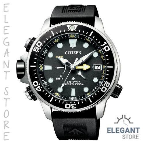 Citizen Bn2036-14E Eco-Drive Professional Promaster Divers Mens Watch Malaysia