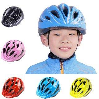 Mũ Bảo Hiểm Đạp Xe Cho Trẻ Em, Mũ Bảo Hiểm Cho Trẻ Em Xe Đạp Đường Trường MTB, Hộp Bảo Vệ Đầu 200G EPS 11 Lỗ Siêu Nhẹ Mũ Lưỡi Trai C thumbnail