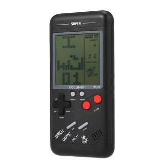 RS-99 Bảng Điều Khiển Trò Chơi Cổ Điển Khối Trò Chơi Tetris Máy Chơi Game Cầm Tay Trò Chơi Ghép Hình Dành Cho Trẻ Em Tích Hợp 26 Các Loại Trò Chơi thumbnail