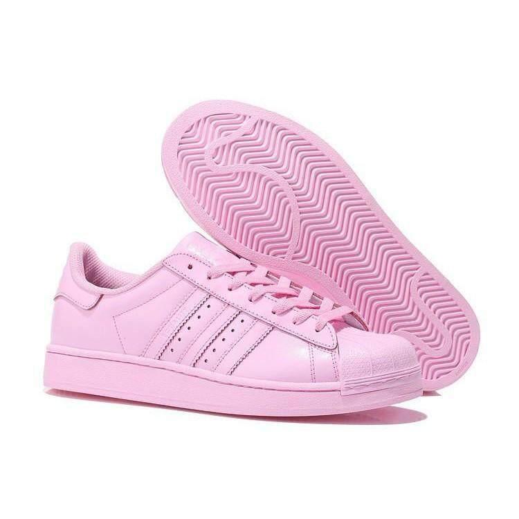 1f0ddddd088f1 Adidas Shoes Women Superstar Pink price in Singapore