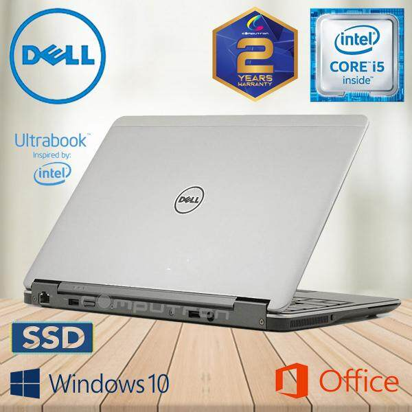 DELL LATITUDE E7440 ULTRABOOK CORE I5-4300U/ 8GB RAM/ 256GB SSD [2 YEAR WARRANTY] [ LAPTOP ] Malaysia
