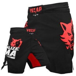 VSZAP Trang Phục Chiến Đấu MMA Hợp Pháp Quần Đấm Bốc Quần Jiu-jitsu Chuyển Động Bad Bo Muay Thái Quần Đùi Tập Võ MMA thumbnail