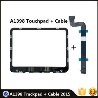 Đã Thử Nghiệm Đầy Đủ Bản Gốc A1398 Trackpad , 810-5827-07 810-5827-A Bàn Di Chuột Cho Apple MacBook Pro 15 Mid 2015 Với Cáp Flex 821-2652-A Máy Tính Xách Tay Thay Thế Phụ Tùng thumbnail