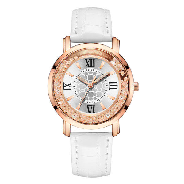 (LKJ MALL)(Fast delivery) Watch for women watch for women sale original Sleek minimalist fashion with strap dial womens quartz watch gift watch Malaysia