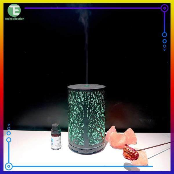 LED Air Humidifier Home Car Mist Maker Marquee Night Lamp Office Air Purifier 240x95mm Singapore