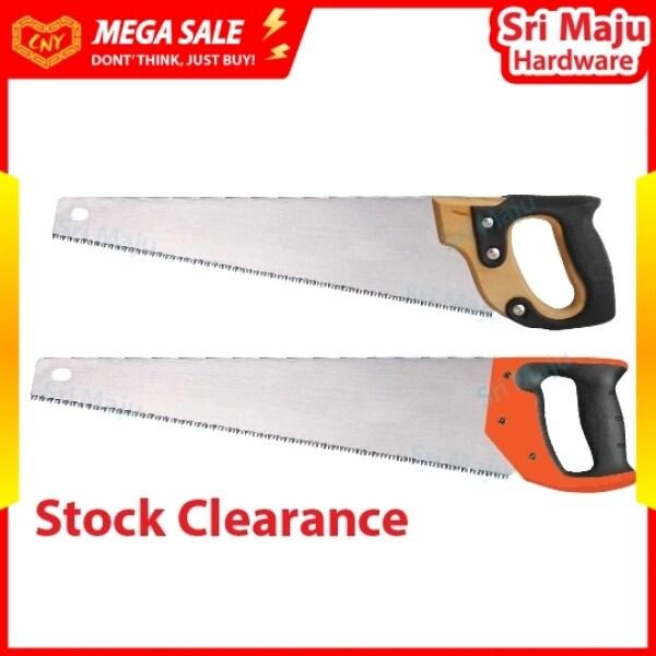 MAJU WHS-PSM (Clear Stock Offer) Wood Hand Saw DIY Ply Timber Cutting Straight Cut Hand Tool Gergaji Mata Potong Kayu
