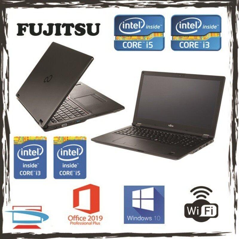 Fujitsu Lifebook Intel I3 I5 Laptop A573/G A530/AX A574/H A573 A574 A530 1st 2nd 3rd 4th Gen Budget Notebook Ram HDD SSD Malaysia