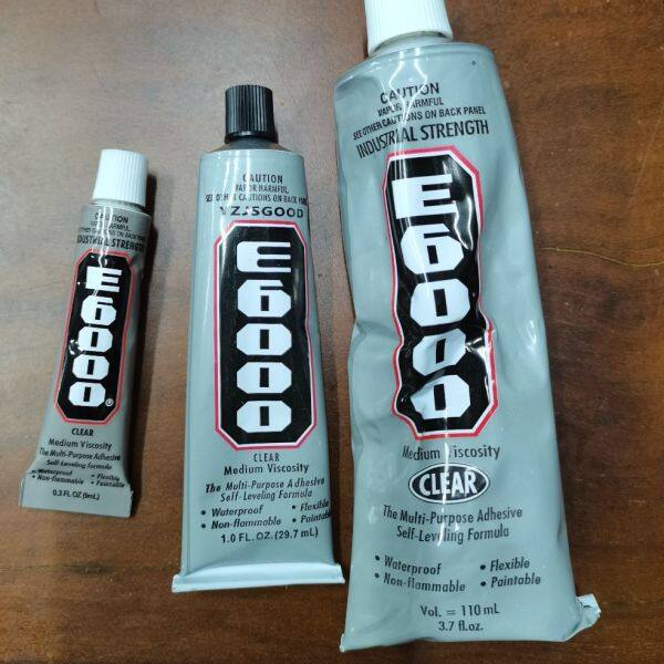 E6000 glue for air plant (29.7ml)