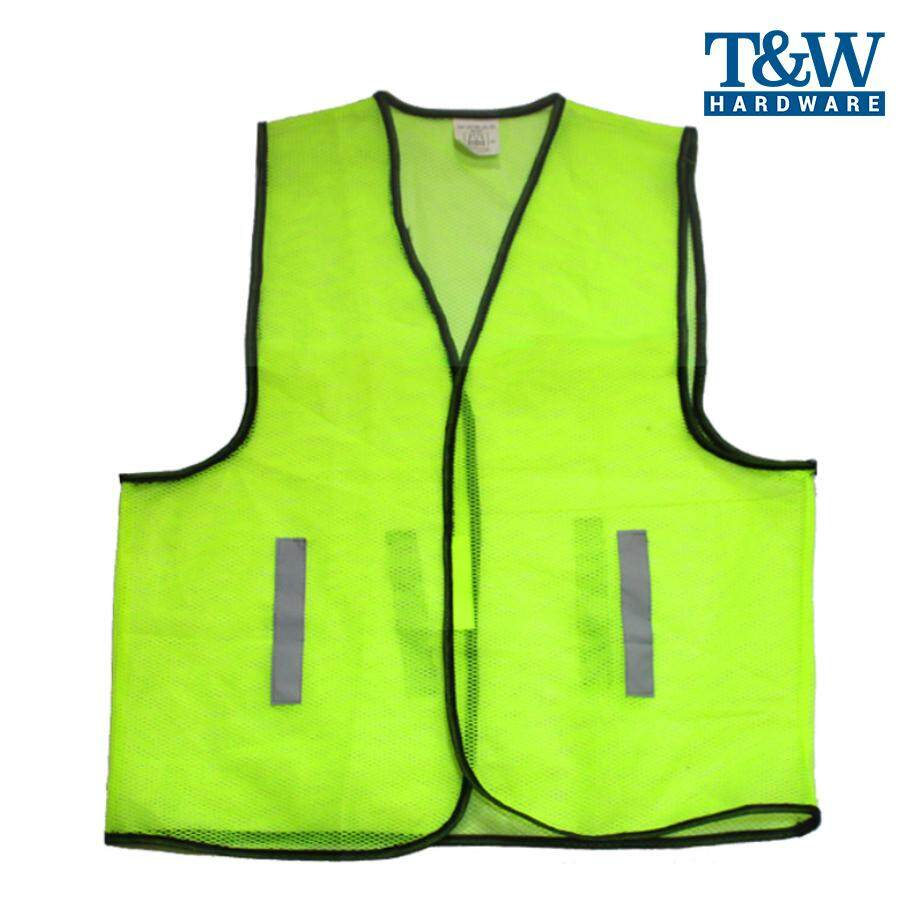 Motorcycle High Visibility Safety Reflective Vest Warning Waistcoat Reflective Fluorescent Green Fluorescent Orange