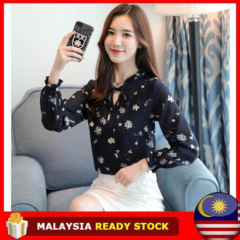 02ce17819dca Buy Women Blouses Online at Best Price In Malaysia | Lazada