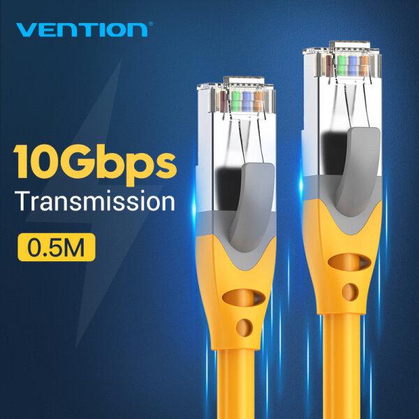 Bảng giá Vention dây cáp mạng lan Cat6A Ethernet RJ45 SSTP Patch Cable 0.5M-40M for Laptop PC Cat6A Ethernet Cable Phong Vũ