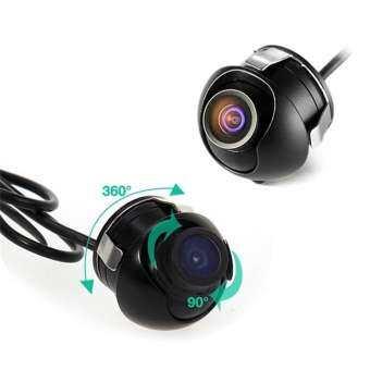 ที่จอดรถ/กล้องมองเวลาถอยหลัง/โทรศัพท์มือถือที่จอดรถการมองเห็นได้ในเวลากลางคืน CCD/HD 360 องศาการมองเห็นได้ในเวลากลางคืน-
