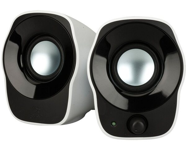 Logitech Z120 Compact Stereo Speaker Malaysia