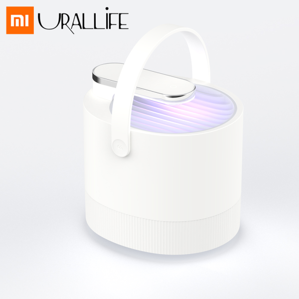 Xiaomi Mijia Urallife Mosquito Killer Lamp USB Electric Photocatalyst Slient Portable Mosquito Repellent Insect Killer Lamp Trap UV Smart Light For Home