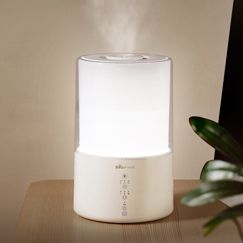 Bear Humidifier Home Mute Bedroom Pregnant Woman Baby Large Capacity Air Conditioner Humidifier Air Small Water Singapore