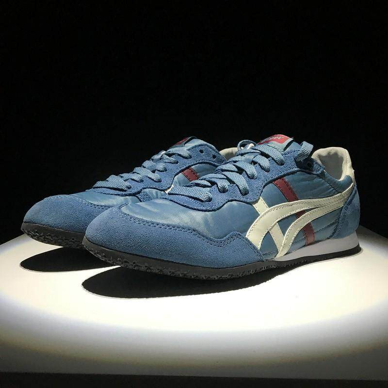 Asics_Onitsuka_Tiger_SERRANO_men_and_women_fashion_casual_sports_sneakers_shoes