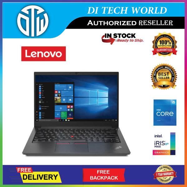 Lenovo ThinkPad E14 Gen 2 20TA000JMY 14 FHD Laptop ( I5-1135G7, 8GB, 512GB SSD, Intel, W10P ) Malaysia