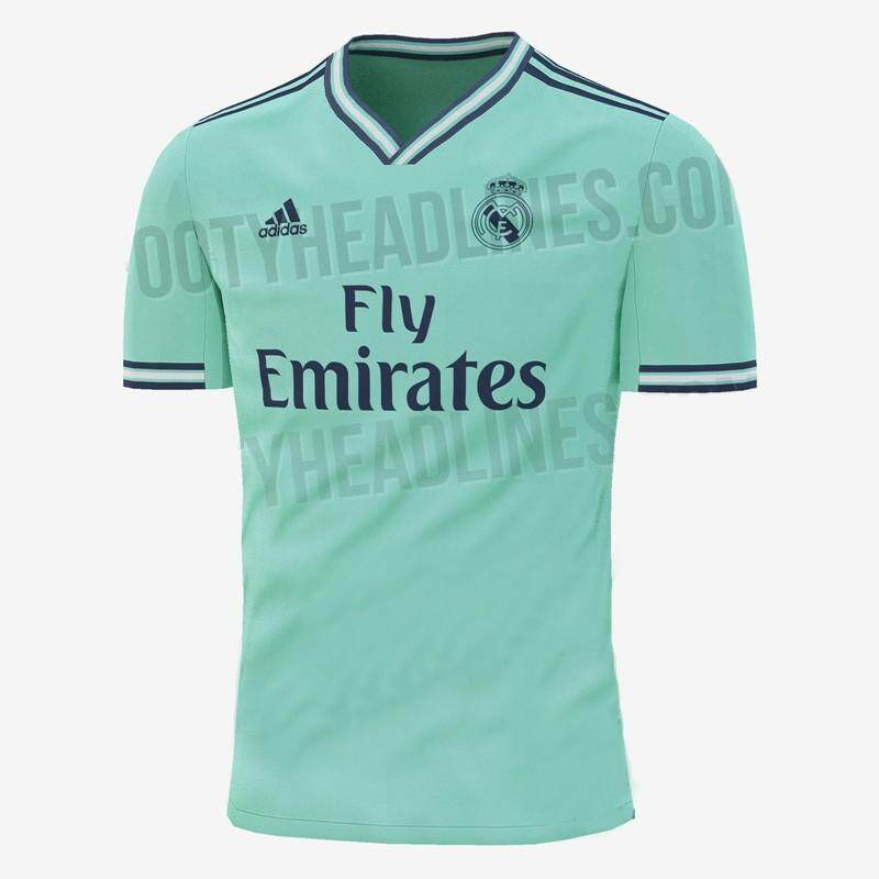 8c4e84064 Top Quality 19 20 Real Madrid Away Football Jersey Soccer Jersi By Seven  Tesco.