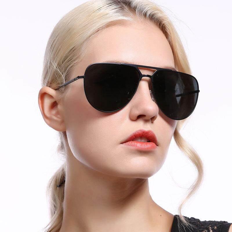 2ae65b80779c 2019 new fashion women's POLARIZED Sunglasses Retro women Sun glasses UV400  protection Aviation for Driving Fishing