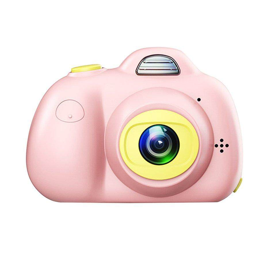 E-ERA Children's Cartoon 2 Inch HD 1080P Kids Baby Mini Dual-lens Digital Camera