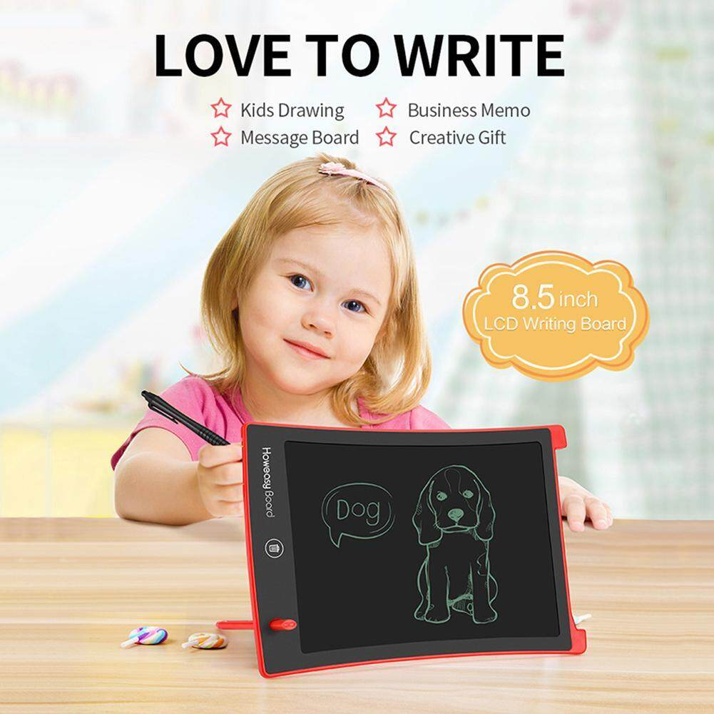 Howeasy Board 8.5 Inch LCD Writing Tablet Kids Graffiti Pad Graphics Board