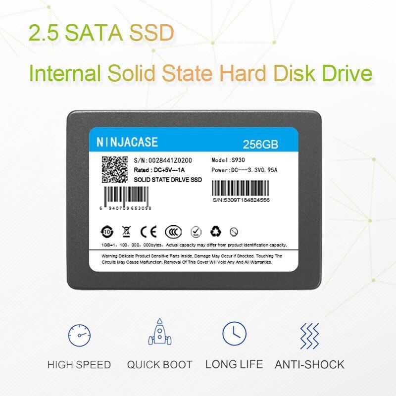 Giá SSD 32 GB 60 GB 240 GB 120 GB 480 GB 960 GB 1 TB SSD 2.5 Ổ Đĩa Cứng Đĩa Trạng Thái Rắn 2.5 \  Nội Bộ SSD128GB 256 GB