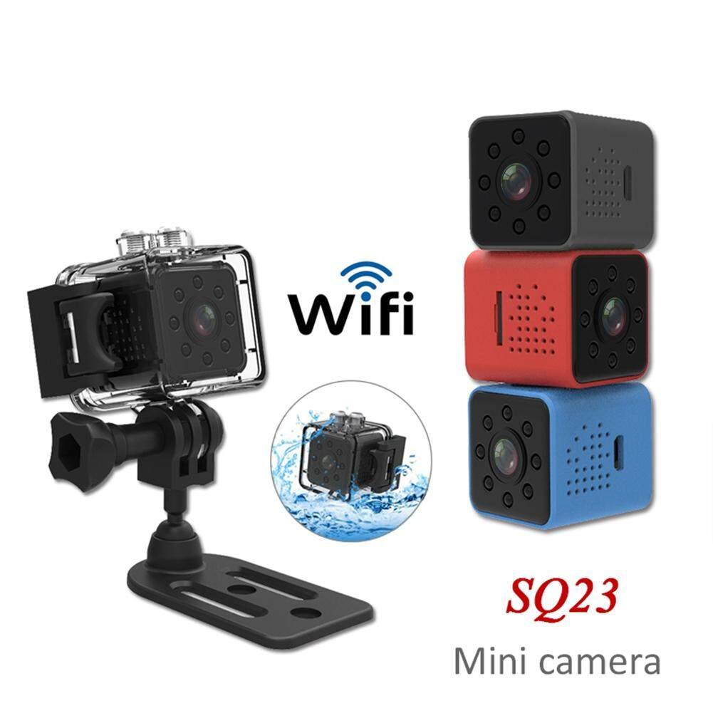 SQ23 HD WIFI Mini Camera 1080P Video Sensor Night Vision Camcorder Micro  Cameras DVR Recorder