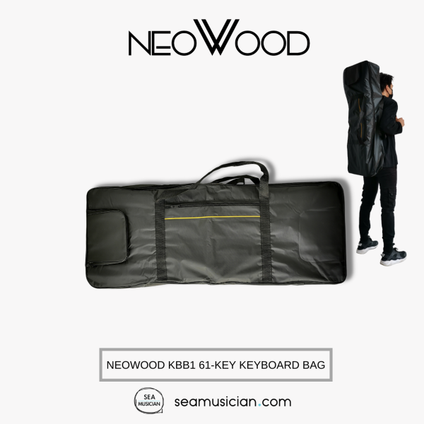 NEOWOOD KBB1 61-KEY KEYBOARD BAG (KEY BOARD BAG, BACKPACK, 61KEY BAGPACK) Malaysia