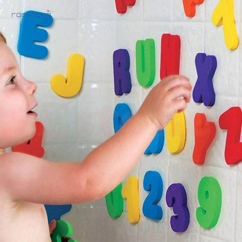 Coupon Khuyến Mại Rae 26 Chữ Cái 10 Số Xốp Nổi Đồ Chơi Phòng Tắm Dành Cho Trẻ Em Bé Tắm Phao