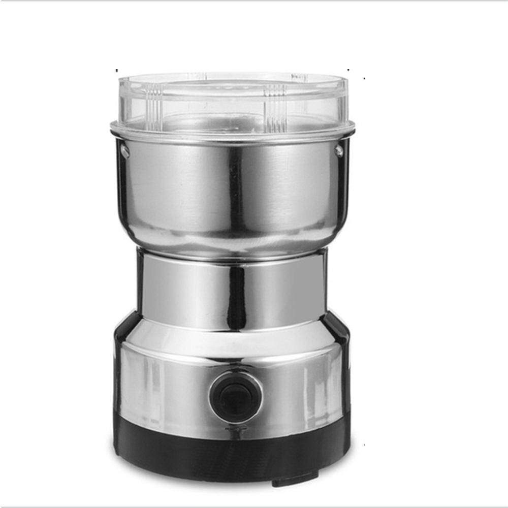 150w Electric Coffee Grinder Pepper Spice Nuts Seeds Coffee Bean Medicinal Grind Machine Eu By Oasis Times.