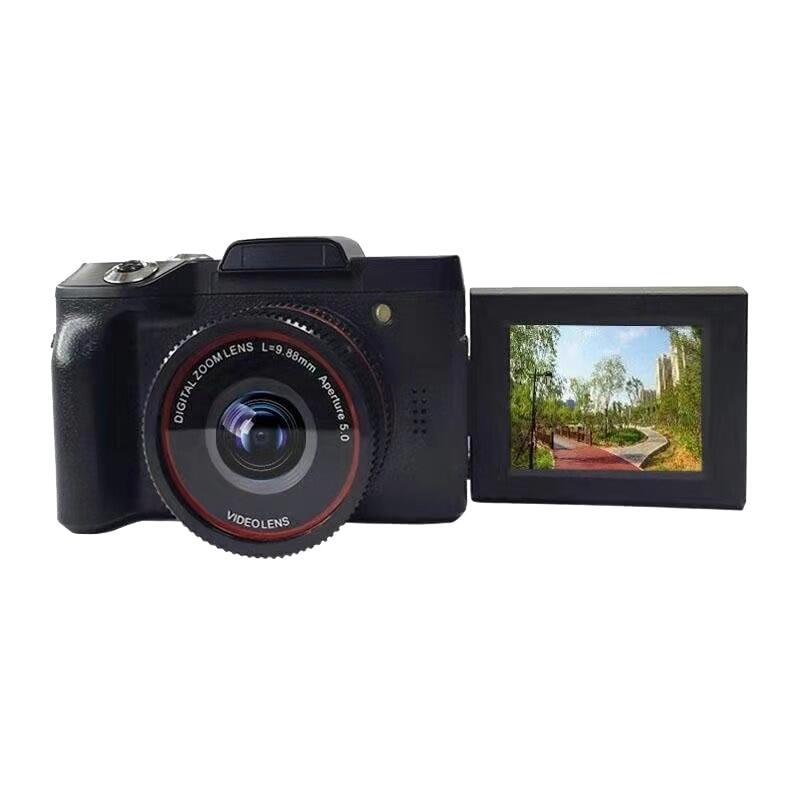Video Máy Ảnh Kỹ Thuật Số, Máy Quay Cầm Tay Chống Rung Phóng To 1080P HD 16X Chuyên Nghiệp Với Đầu Ghi Hình LCD Sn DV