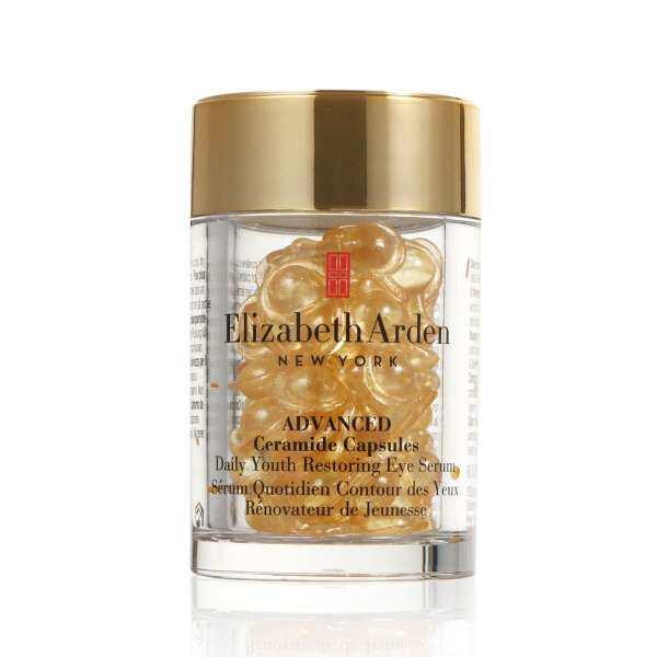 Buy Elizabeth Arden Advanced Ceramide Capsules Daily Youth Restoring Eye Serum 60 capsules Singapore