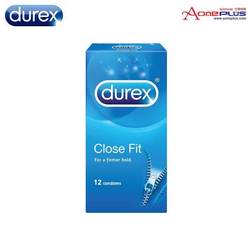 Durex Close Fit 12's