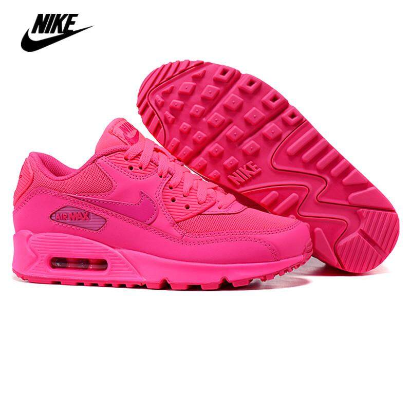 low priced 17691 38d6b 2019 new Nike air cushion running shoes women s shoes sports breathable  casual shoes 345017