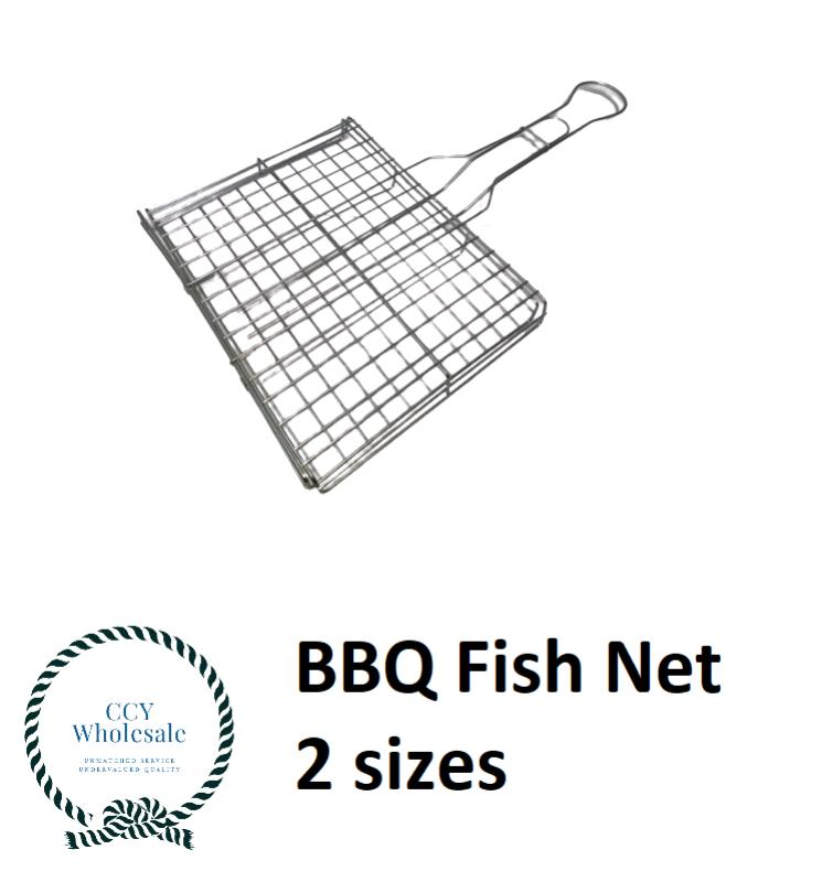 BBQ Fish Net Mesh Wire Roaster Rack Pembakar Ikan Mesh