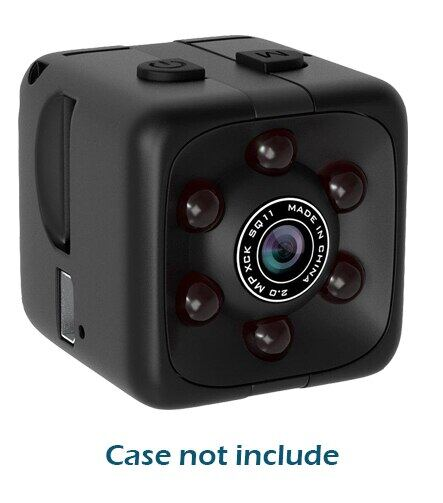 SQ11 Mini Máy Ảnh, Camera Nhỏ HD 1080P Máy Quay Tầm Nhìn Ban Đêm Cảm Biến Micro Video Máy Ảnh Camera Phát Hiện Chuyển Động DVR DV, Protable Mới