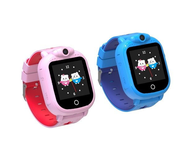Kids Smart Watch with 90°Rotatable Camera Smartwatch Touch Screen Music Pedometer Flashlight FM Radio Games Malaysia