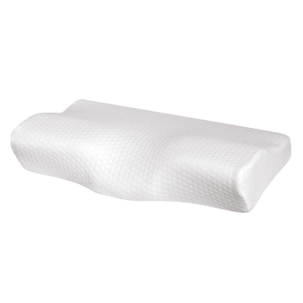 Memory Foam Bedding Pillow Neck protection Slow Rebound Memory Foam Pillow Health Cervical Neck size in 50*30CM Dropshipping