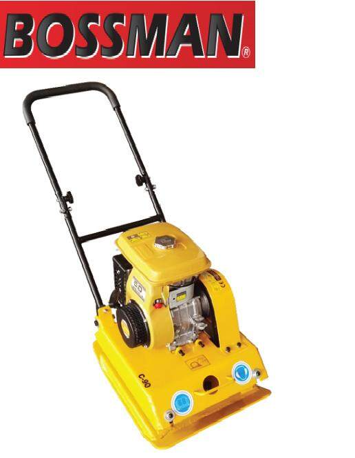 Bossman Construction Machinery  BPC90BY Plate Compactor